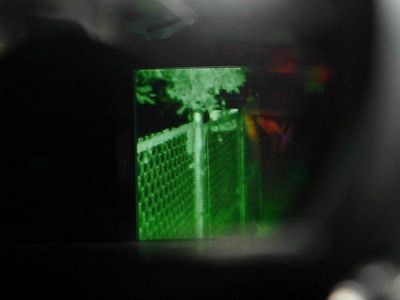 Eyeclops Night Vision Goggles View-finder