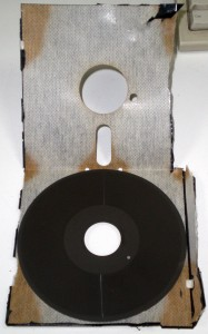 Floppy Disk For Infrared Filter