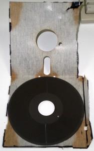 Floppy Disk For Infrared Filter